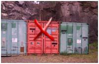 Incorrect storage