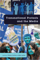 Libby Lester Transitional Protests Book cover