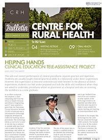 CRH Bulletin December 2014