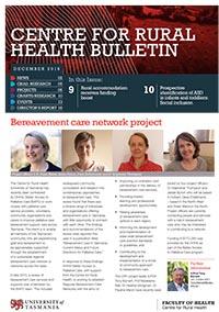 CRH Bulletin December 2015