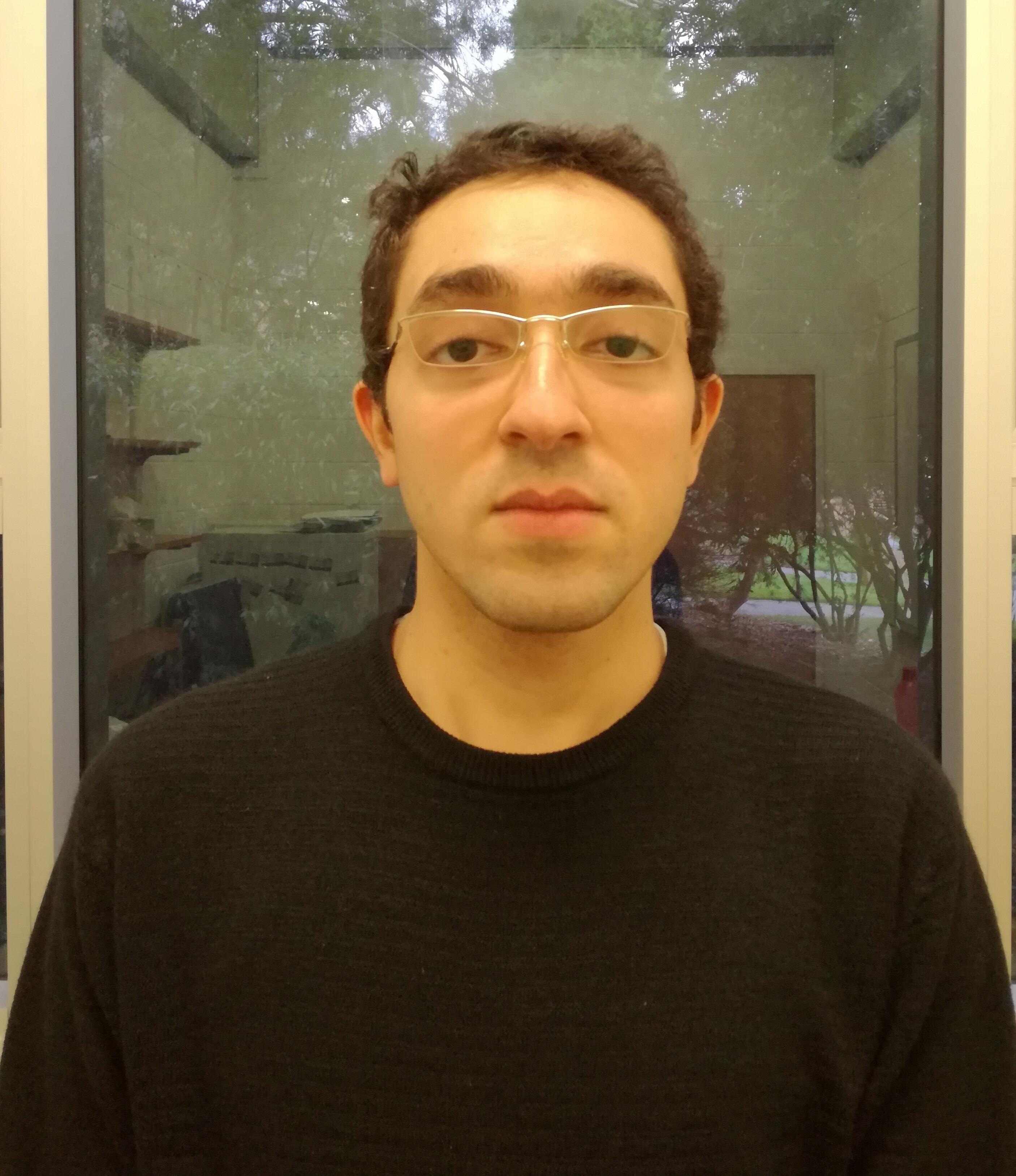 Photograph of Mutaz Barika