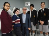 Special workshop to inspire students into a career in STEMM
