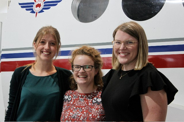Medical students take their experience to the sky