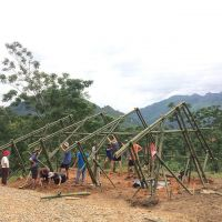 Bamboo Agritecture collaborators from Vietnam visit the University of Tasmania