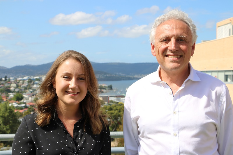 Eleanor Vogel and Holger Meinke