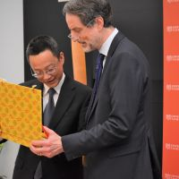 The University receives the Consul-General of China (Melbourne)
