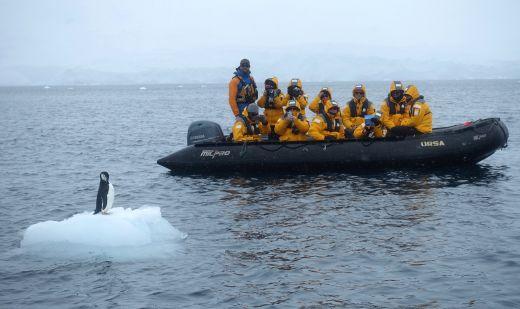 Antarctic Engagements