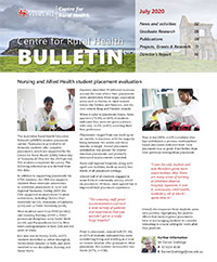 CRH Bulletin July 2020