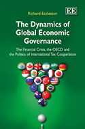 Book Cover | The Dynamics of Global Economic Governance