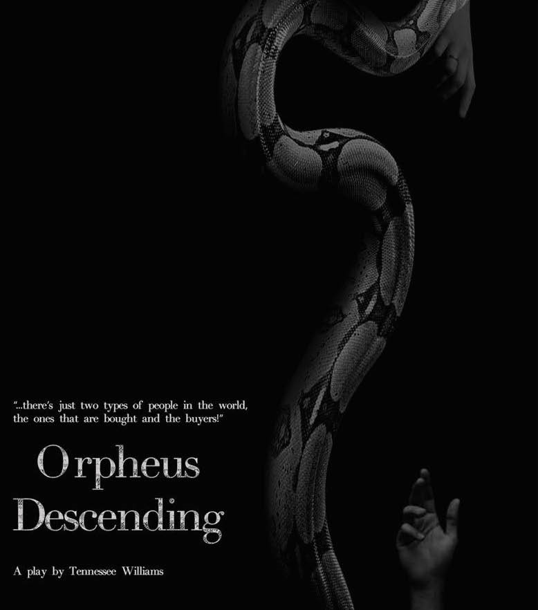 Orpheus Descending | Third Year Theatre