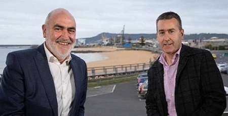 The industrialist and academic take UTAS