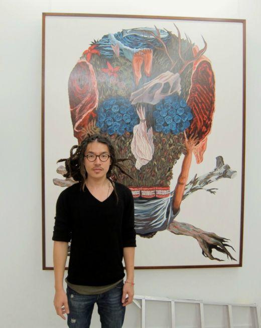 TCotA Arts Forum | Justin Lim