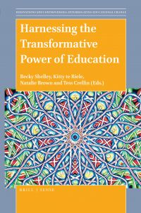 Book celebrates and advances the transformative power of education