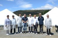 Chinese Academy of Fishery Sciences (CAFS) visit to UTAS