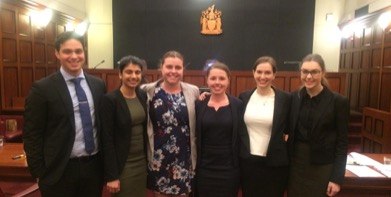 11th Annual Castan Centre Human Rights Moot