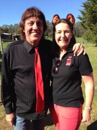 Devil Appeal mourns ambassador Jon English