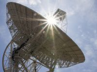 Radio telescope - Cambridge