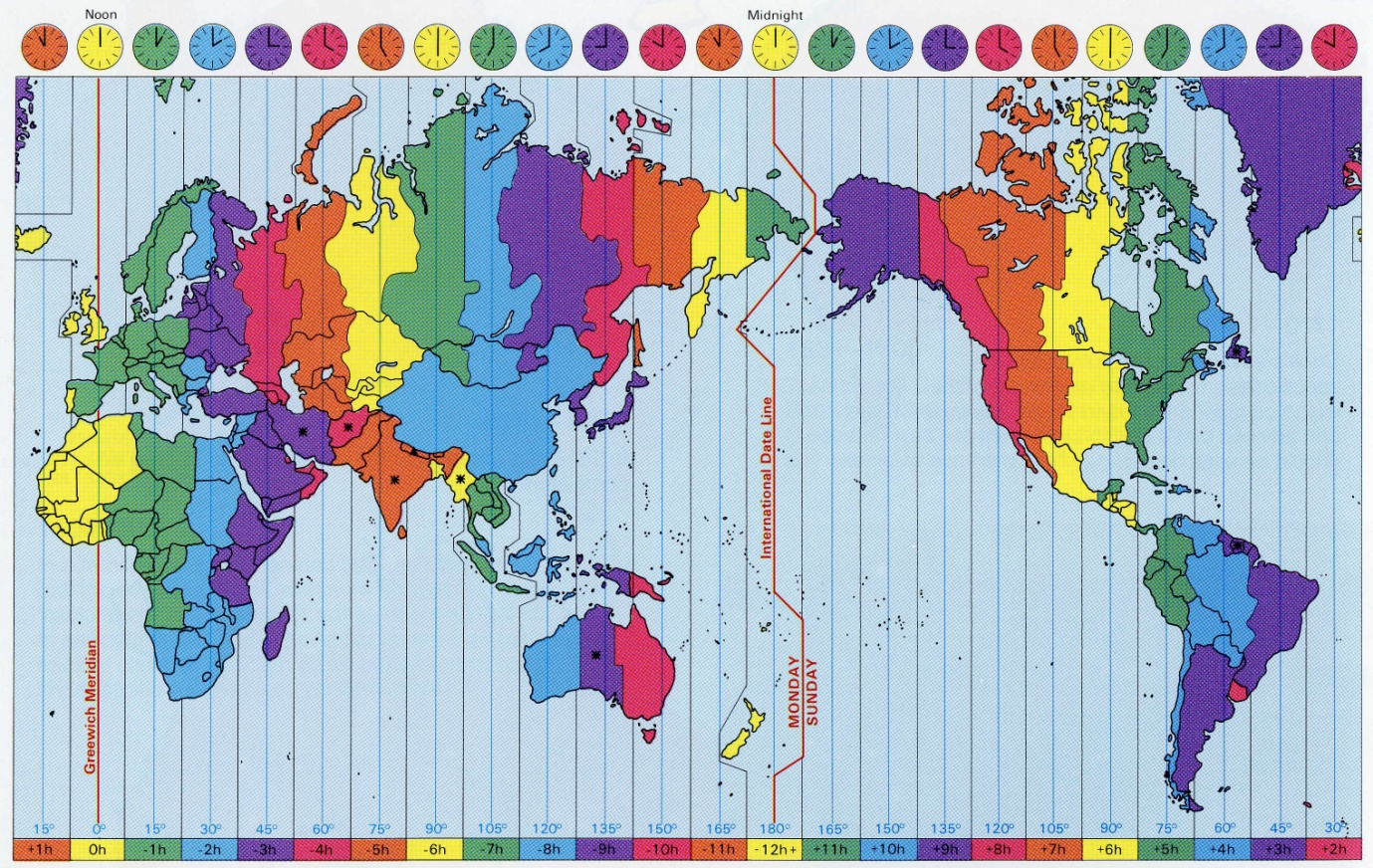 Time Zone Wikipedia Reference Map Of Kentucky USA Nations Online - Map showing us time zones