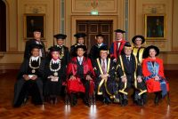 Indonesian Sultan conferred honorary degree
