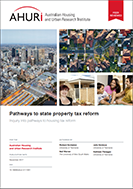 Report Cover | Pathways to Property Tax Reform