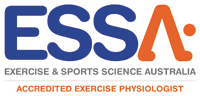 ESSA Accredited Exercise Physiologist