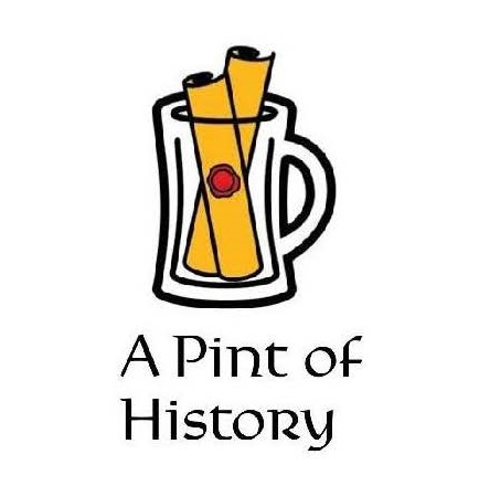 A pint of history logo