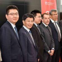 The University welcomes partner from Xi'an