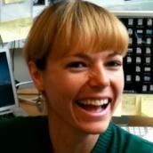 Headshot of Dr Natalia Galin.