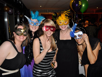 BMS Carnivale Ball
