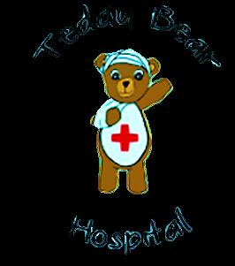 teddy bear hospital logo