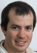 Headshot of Dr Keith Pembleton.