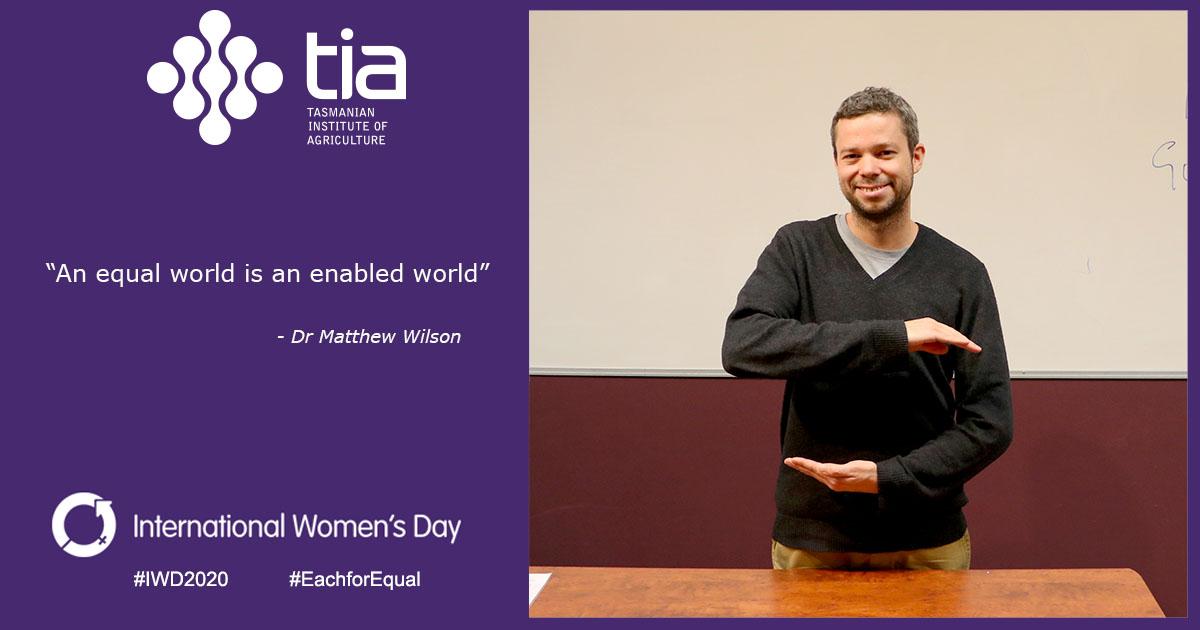 Matt International Womens Day