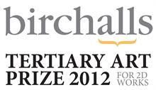 2012 Birchalls Tertiary Art Prize