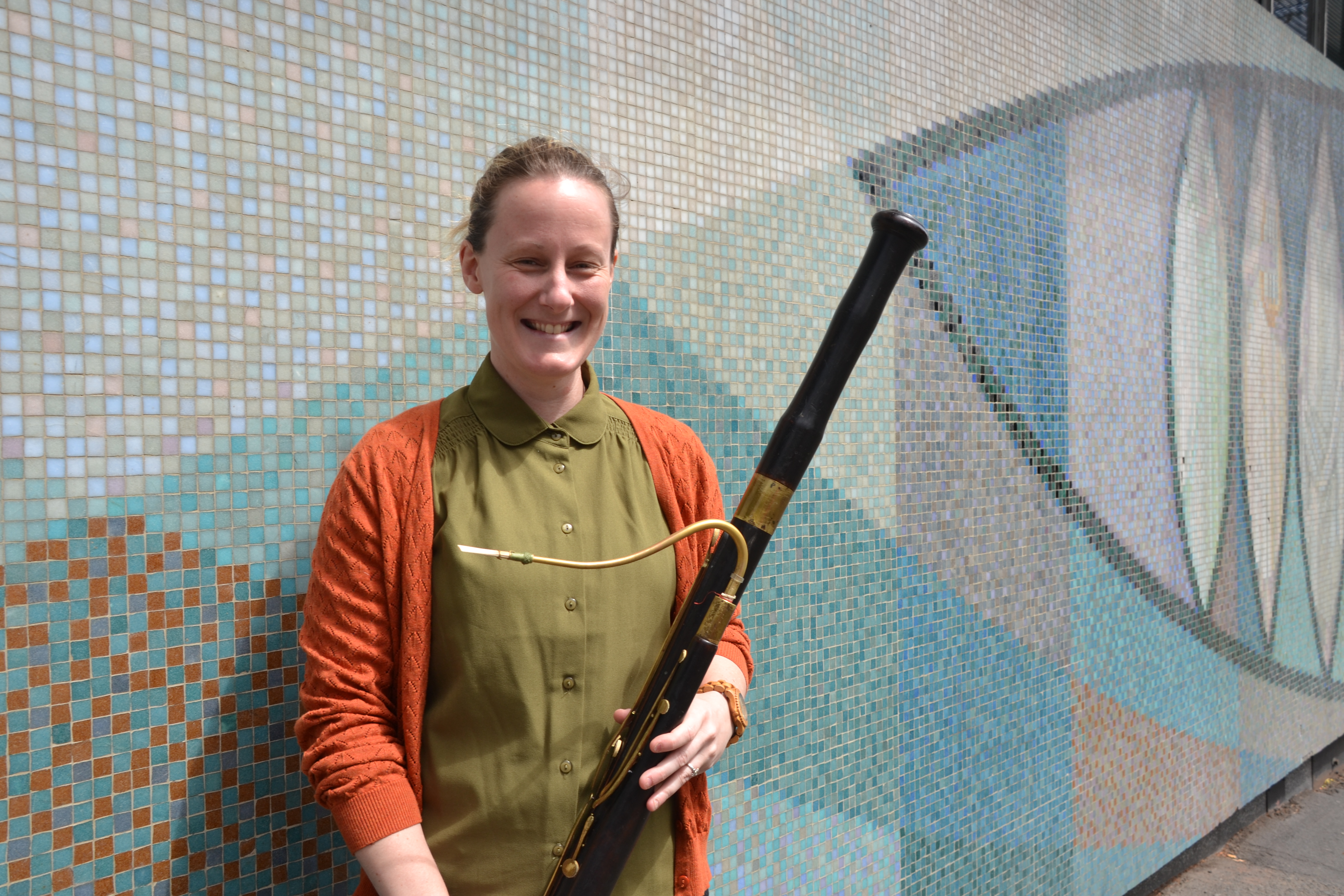 Outstanding modern talent with an ancient instrument recognised with Australia Council grant