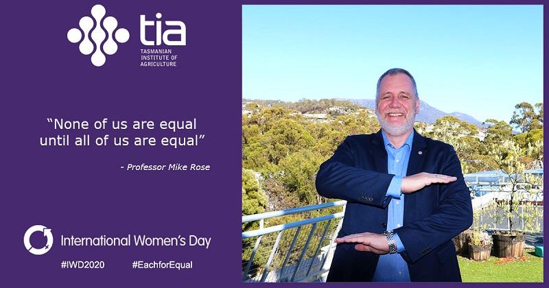 Mike International Womens Day