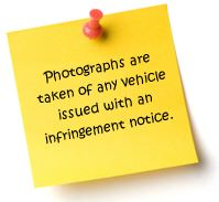 how to write a appeal to parking infringement