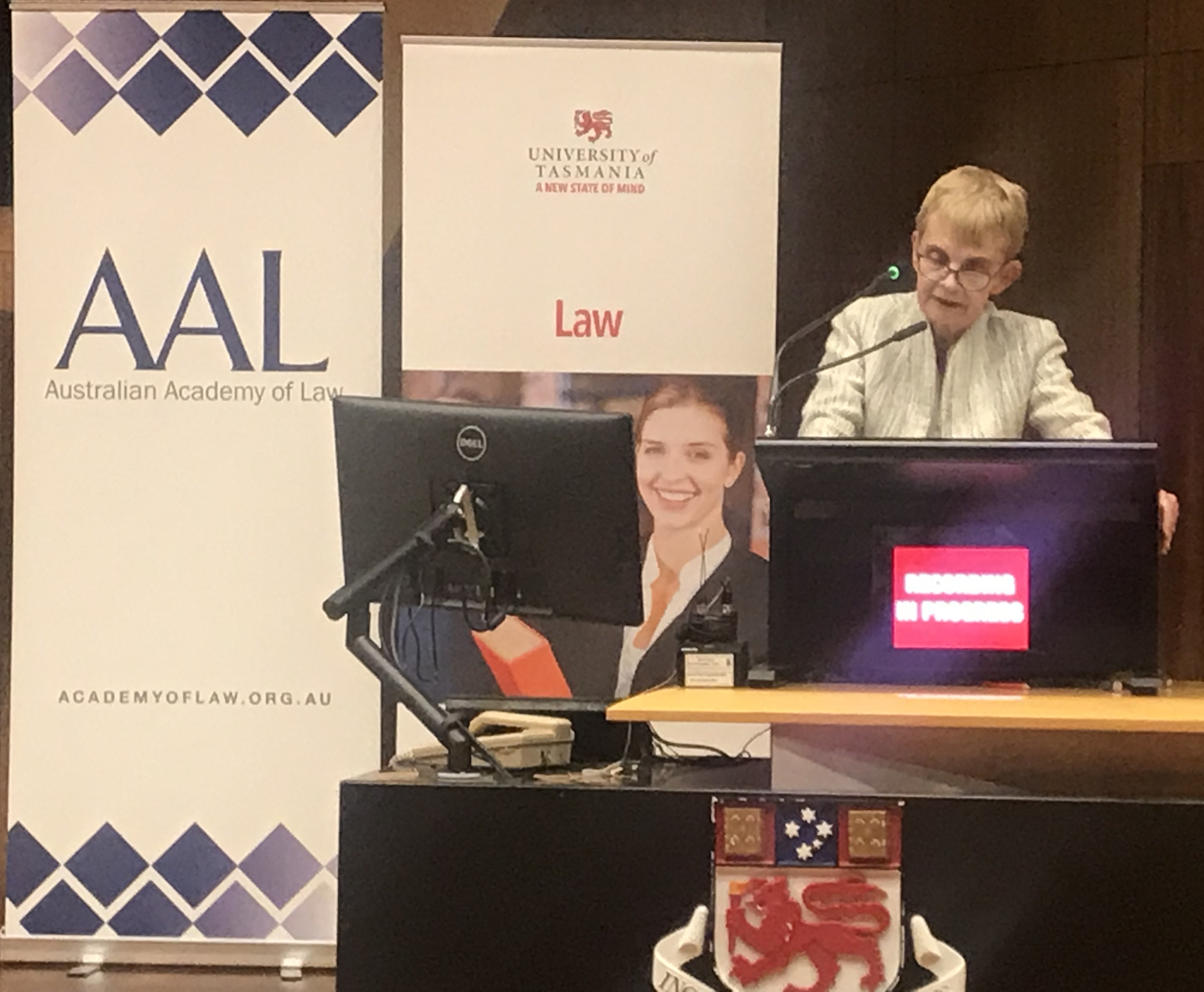 Recent Andrew Inglis Clark lecture: Not Just a Rule Book: Separation of Powers under the Commonwealth Constitution