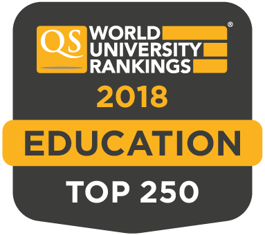 QS World Rankings by Subject 2018 | Education | Top 250