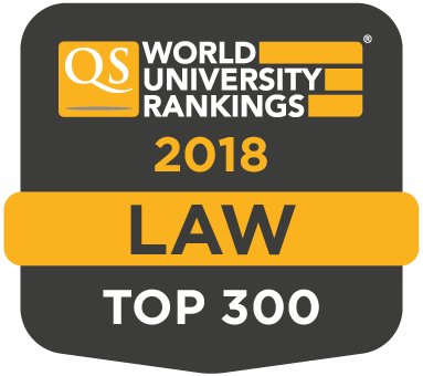 QS World Rankings by Subject | Law | Top 300