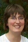 Headshot of Dr Sue Baker.