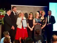 CONSORT takes out state engineering award for excellence