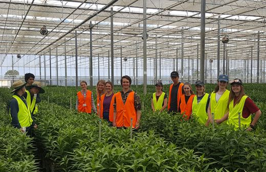 Attracting new talent to agriculture