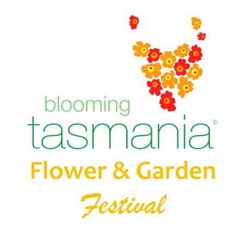 Blooming Tasmania - Flower and Garden Festival logo