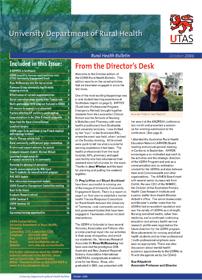 CRH Bulletin October 2006