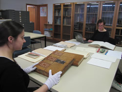Special & Rare collection at the UTAS Library