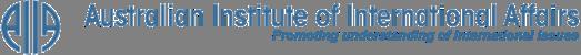 Australian Institute of International Affairs logo