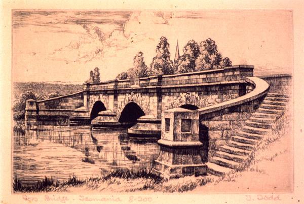 Thomas Dodd, 'Ross Bridge', undated (ALMFA, SLT)